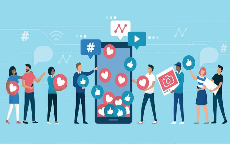 تعريف التواصل الاجتماعي