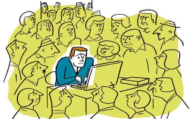 قلة الخصوصية في مواقع التواصل الاجتماعي