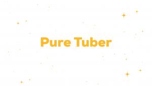 برنامج Pure tuber مشغل فيديو للاندرويد