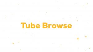 برنامج Tube Browse للايفون