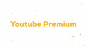 الاشتراك في يوتيوب بريميوم لمشاهدة يوتيوب بدون اعلانات
